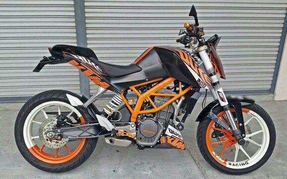 Malaysian Duke 200 Ktm Duke Ktm Ktm Duke 200