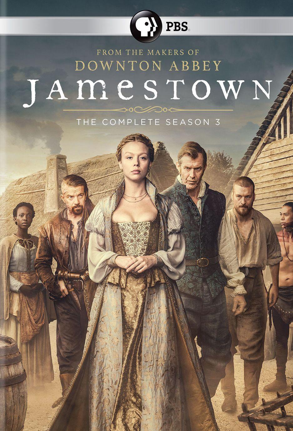 Jamestown Season 3 About Time Movie Pbs Jamestown