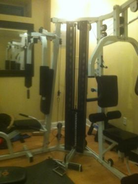Leg Press For Sale >> Bodycraft Galena Pro With Leg Press For Sale Great Warranty And