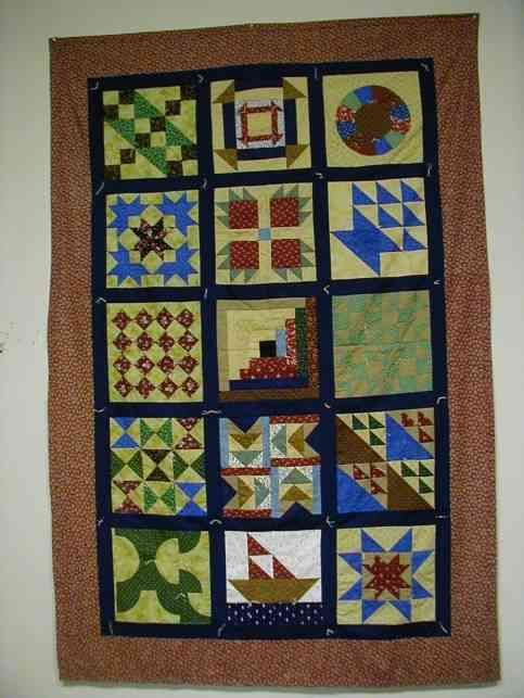 The Edwards History and Genealogy Center ... Sampler Quilt for the ... : underground quilt - Adamdwight.com