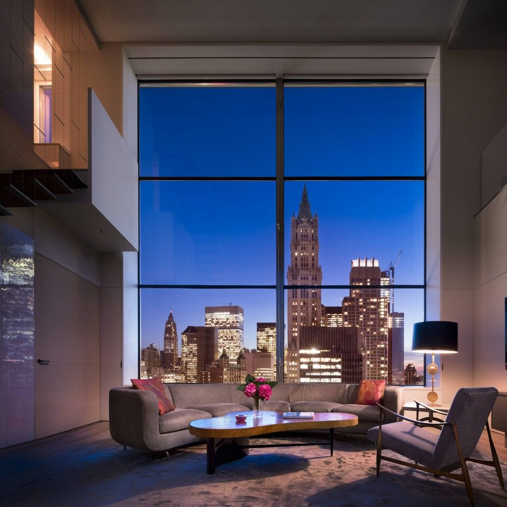 14 posh penthouse apartments you want to pop champagne in ...