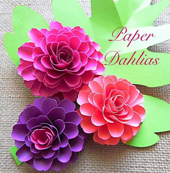 Pin On How To Make Flowers