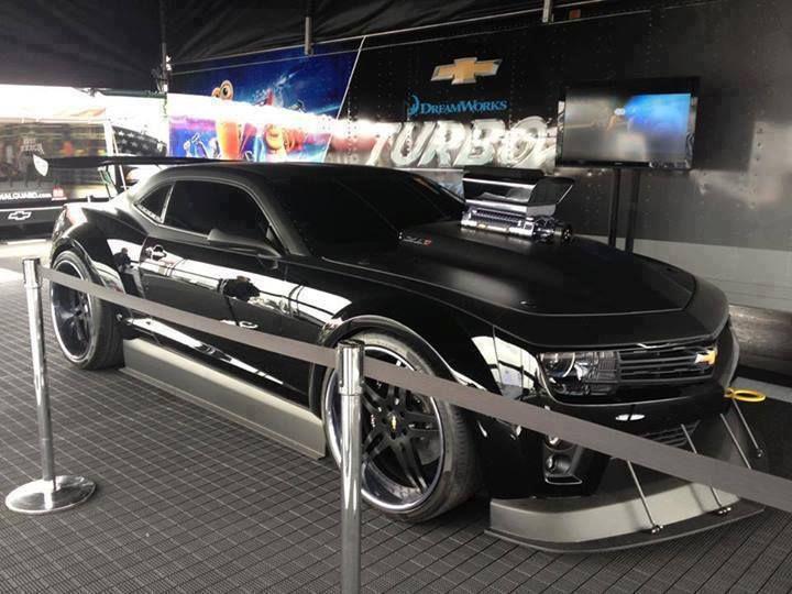 Turbo Beast Camaro