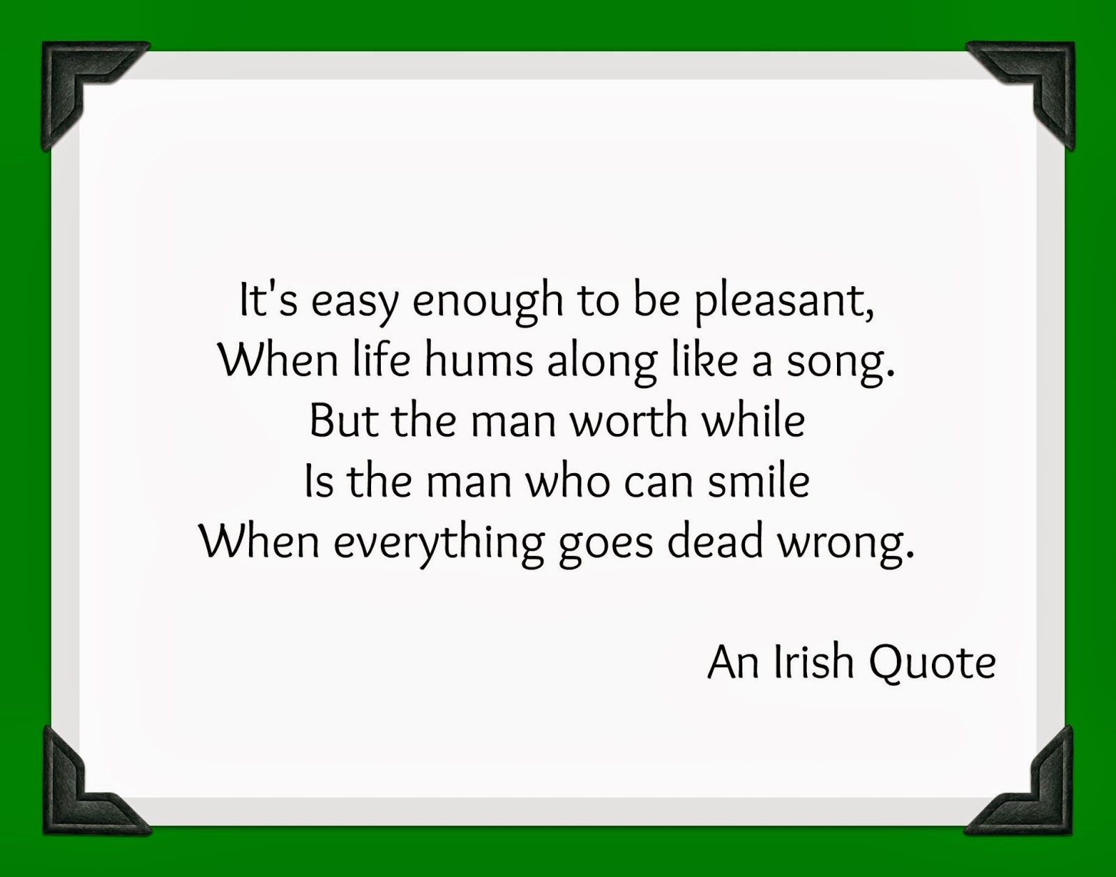 Irish Quotes About Life Classy Irish Sayings  Irish Quote Friday  Ireland  Pinterest  Quotes