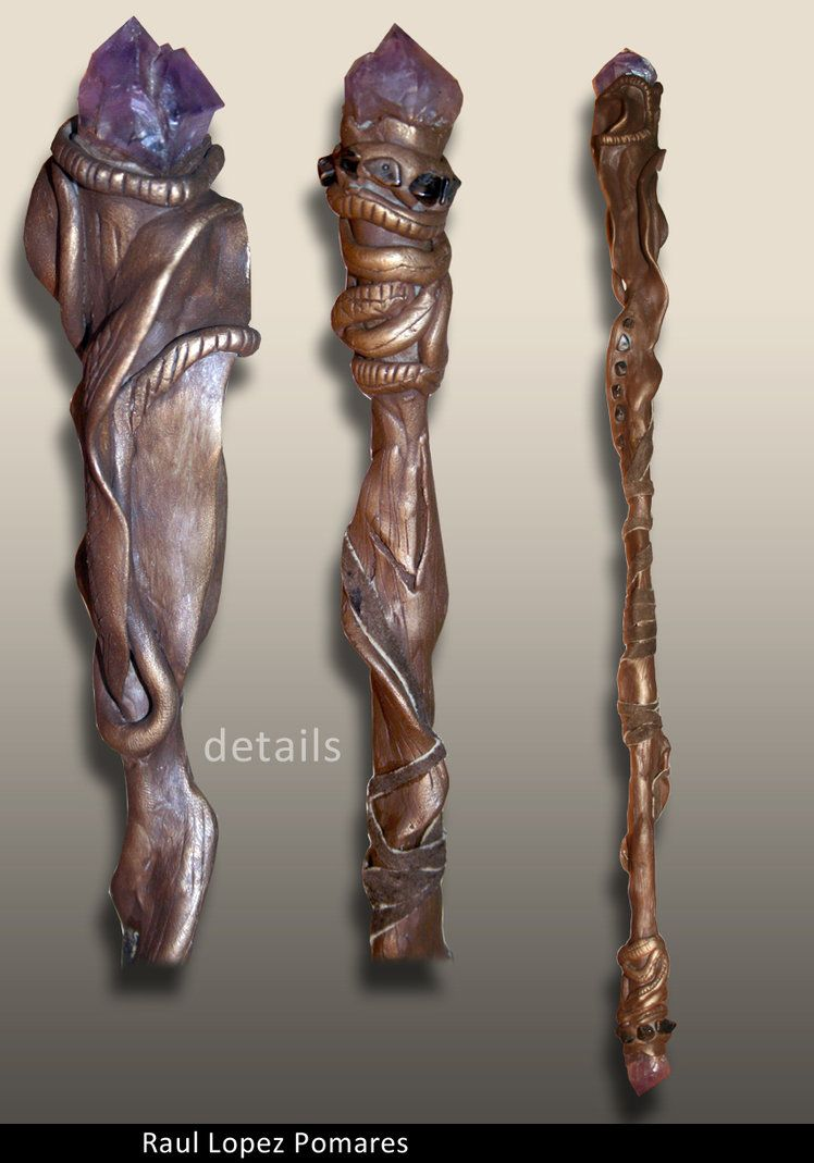Witch Wands Real: Pin By Raul Lopez Pomares On Sculpture / Art