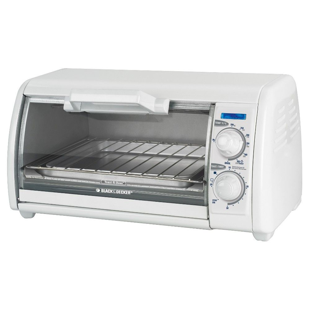 Black Decker 4 Slice Toaster Oven Stainless Steel Tro420 Toaster Oven Countertop Oven Black And Decker Toaster