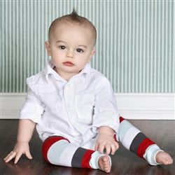 firetruck legwarmers for baby boys. $10.00 at babygolucky.com