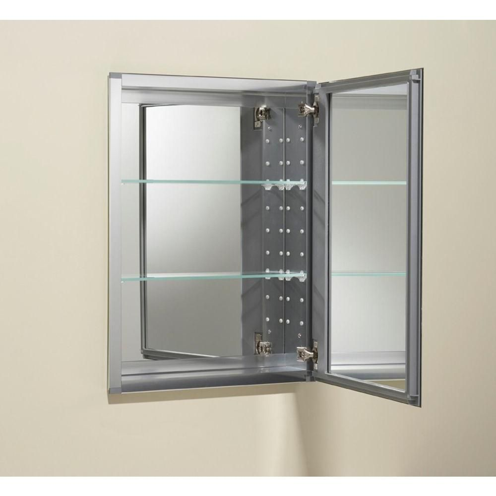 mirror bathroom cabinet mountclare medicine with cabinets resessed recessed beveled