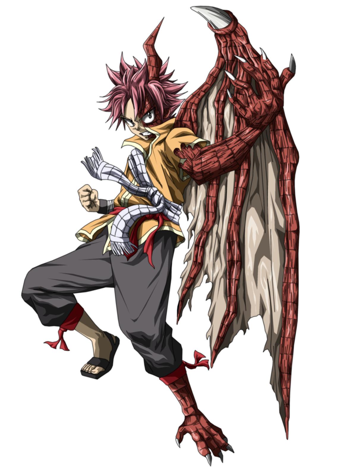 Natsu Dragneel Igneel S Power Fairy Tail Dragon Slayer Fairy