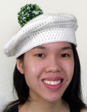 d5262c3da22 crochet irish tam hat