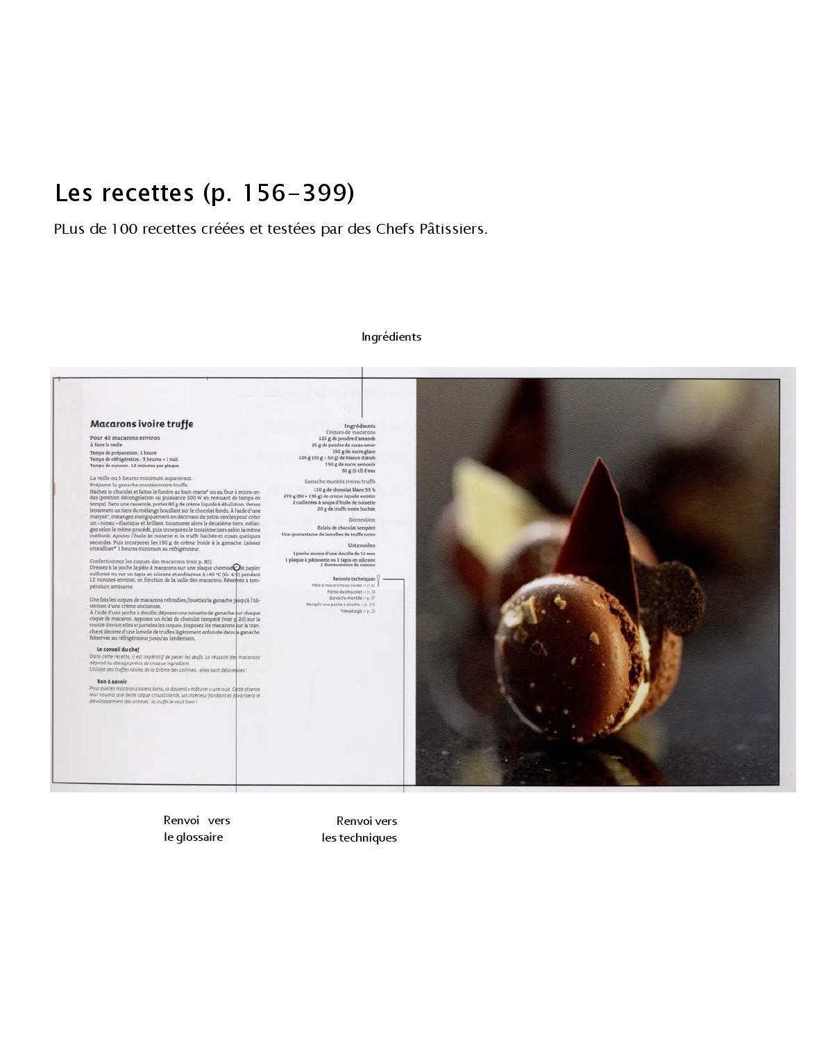 Bau Frederic Encyclopedie Du Chocolat Pastry Recipes Make It Simple Bau