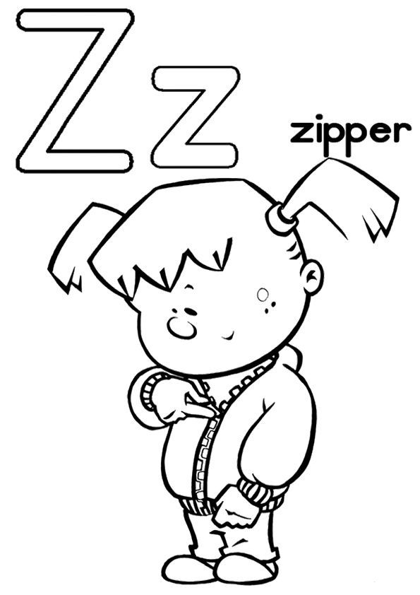 Print Coloring Image Momjunction A Community For Moms Alphabet Coloring Pages Abc Coloring Pages People Coloring Pages
