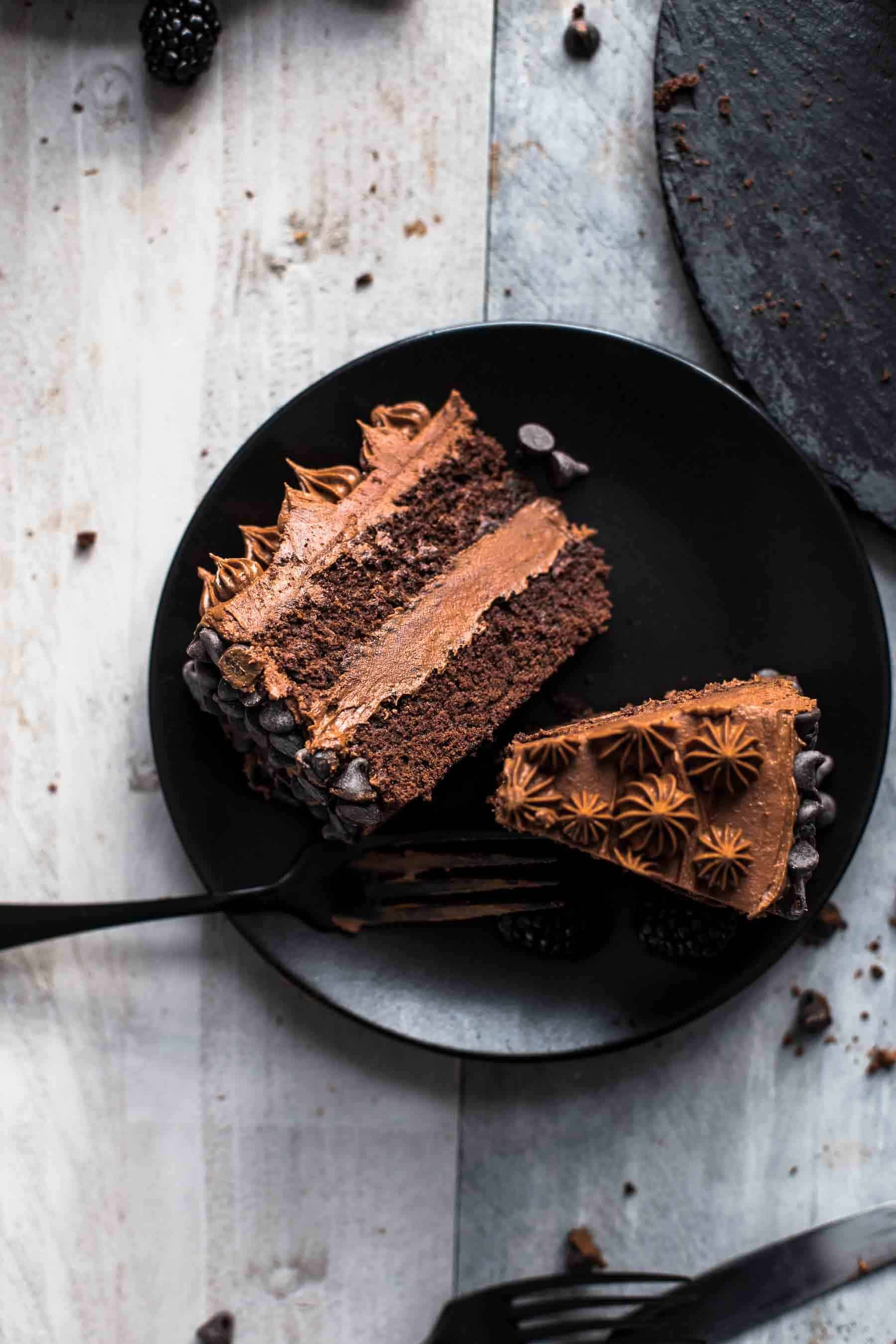 This Super Easy Triple Chocolate Cake Is Moist And Delicious And A