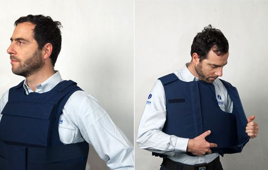 SEYNTEX - Redesign bulletproof vest