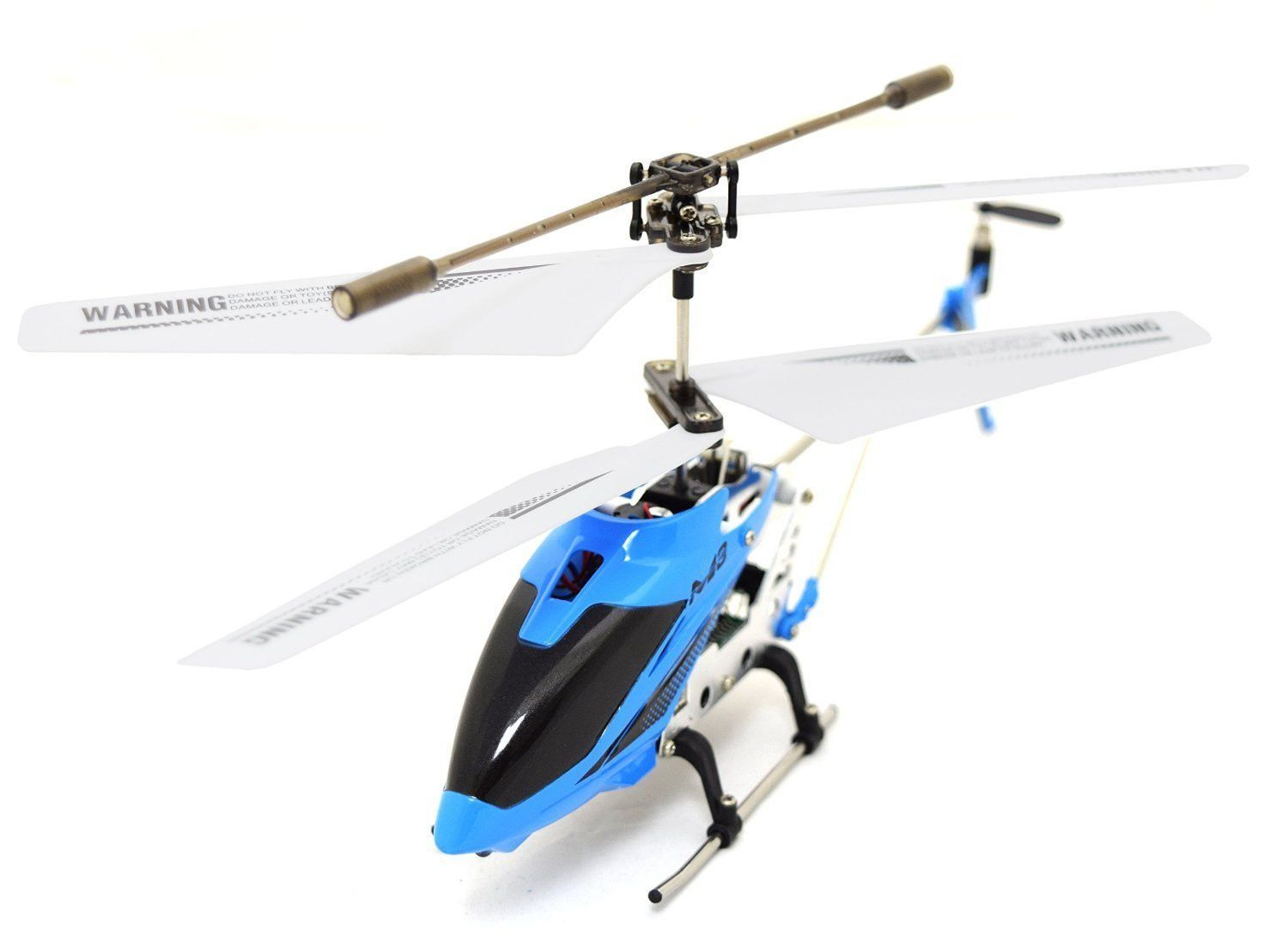 Millennium Aviation A107 Falcon 3 5 Ch Rc Helicopter Blue