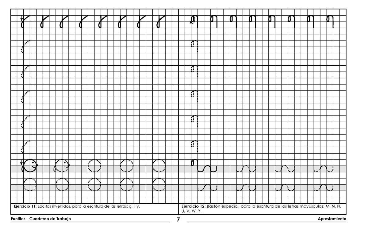 Cuaderno De Lectoescritura Simplebooklet Com Cuaderno De