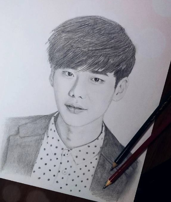 Great Sketch Of Kang Chul