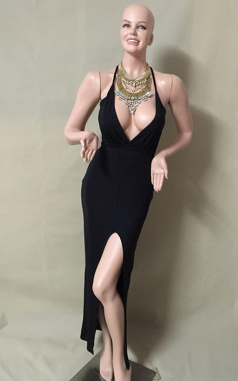 Robe natural promotion fashion limited long maxi dress women