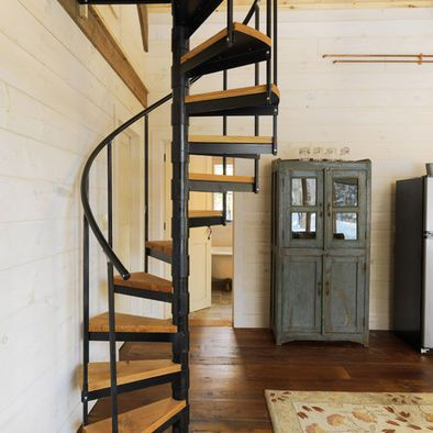Best Space Saving Spiral Staircase Design Pictures Remodel 640 x 480