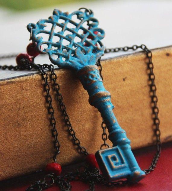 Unique Key Necklace Products I Love Key Necklace