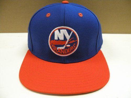 sale retailer 08fd8 3c199 NHL New York Islanders 2 Tone Snapback Cap Retro Old School by adidas.   15.43.