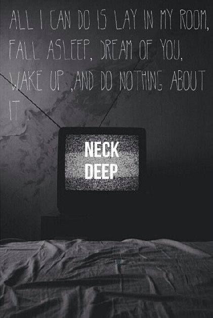 a part of me neck deep lyrics in 2019 | Neck deep lyrics ...