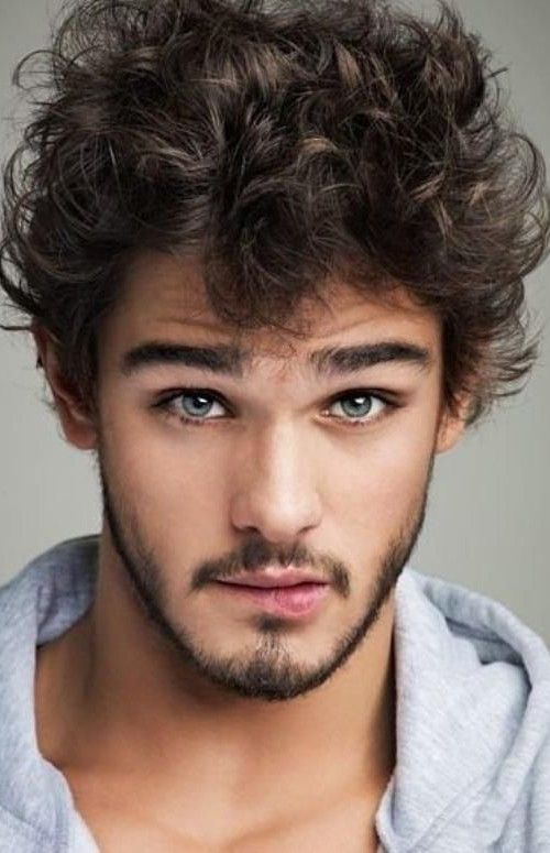 Top 5 Curly Hairstyles For Men 2016 Hairstyles 2016 Best