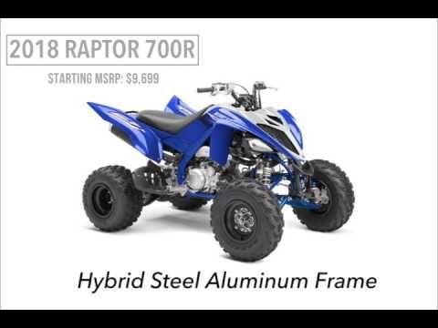 2018 Yamaha Sport ATVs intro video | ATV Illustrated | Yamaha