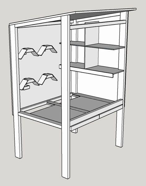 my small loft design page 3 pigeon talk pinterest projet et id e. Black Bedroom Furniture Sets. Home Design Ideas