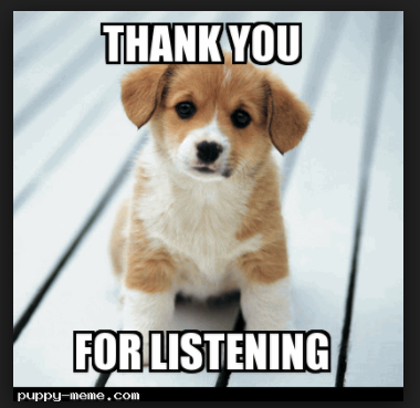 20 Thank You Memes You Need To Send To Your Friends Asap Sayingimages Thankyoumemes Memes Funnypuppythankyou Cute Puppy Meme Puppy Meme Dog Quotes These thank you memes are something that will make you laugh. cute puppy meme