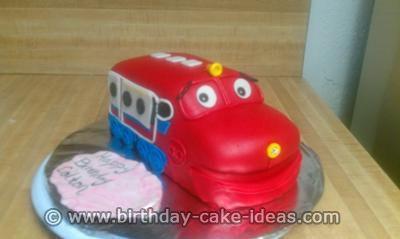 Chuggington Birthday Cake Kid Food Pinterest Chuggington