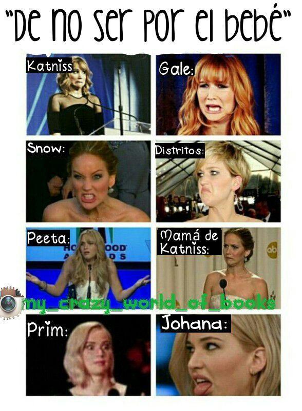 Memes De Libros D Los Juegos Del Hambre Hunger Games