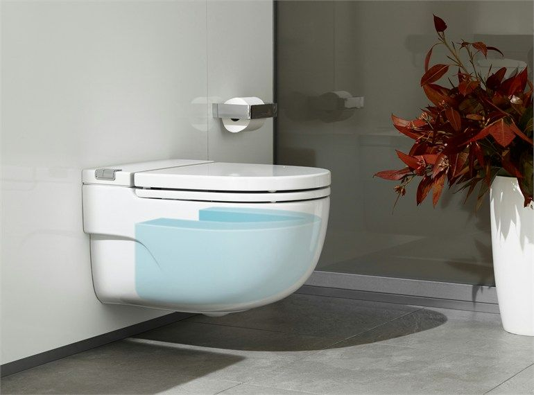 The Cistern Inside The Water Closet Inodoro Monobloque De Ceramica