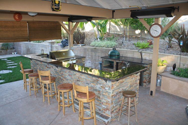 Outside Kitchen Exciting Kitchen Outdoor Kitchen Design Ideas S – Simple Outdoor Kitchens