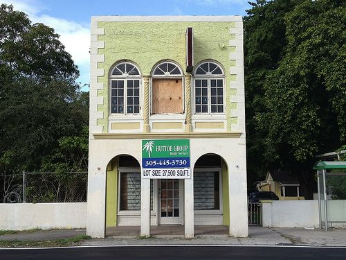 awesome Old Building Buena Vista Area Miami