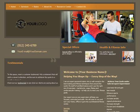 create my own free website