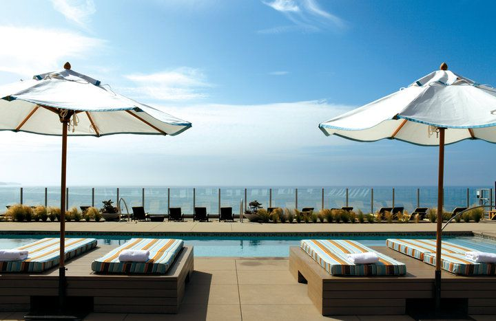 The Spa at Terranea Resort: Southern California Los Angles Rancho Palos Verdes