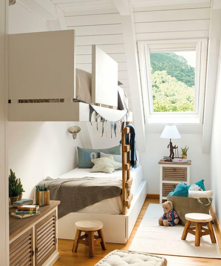 El dise o de habitaciones infantiles peque as no es una - Diseno de habitaciones pequenas ...