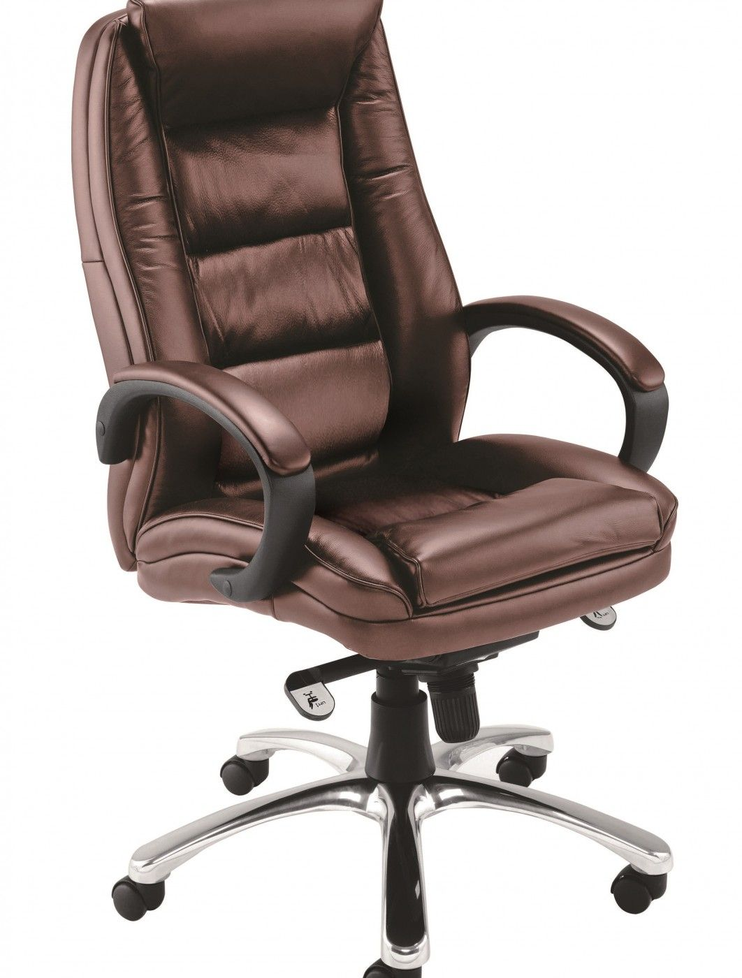 Executive Leather Office Chair Bürostuhl, Stühle, Leder