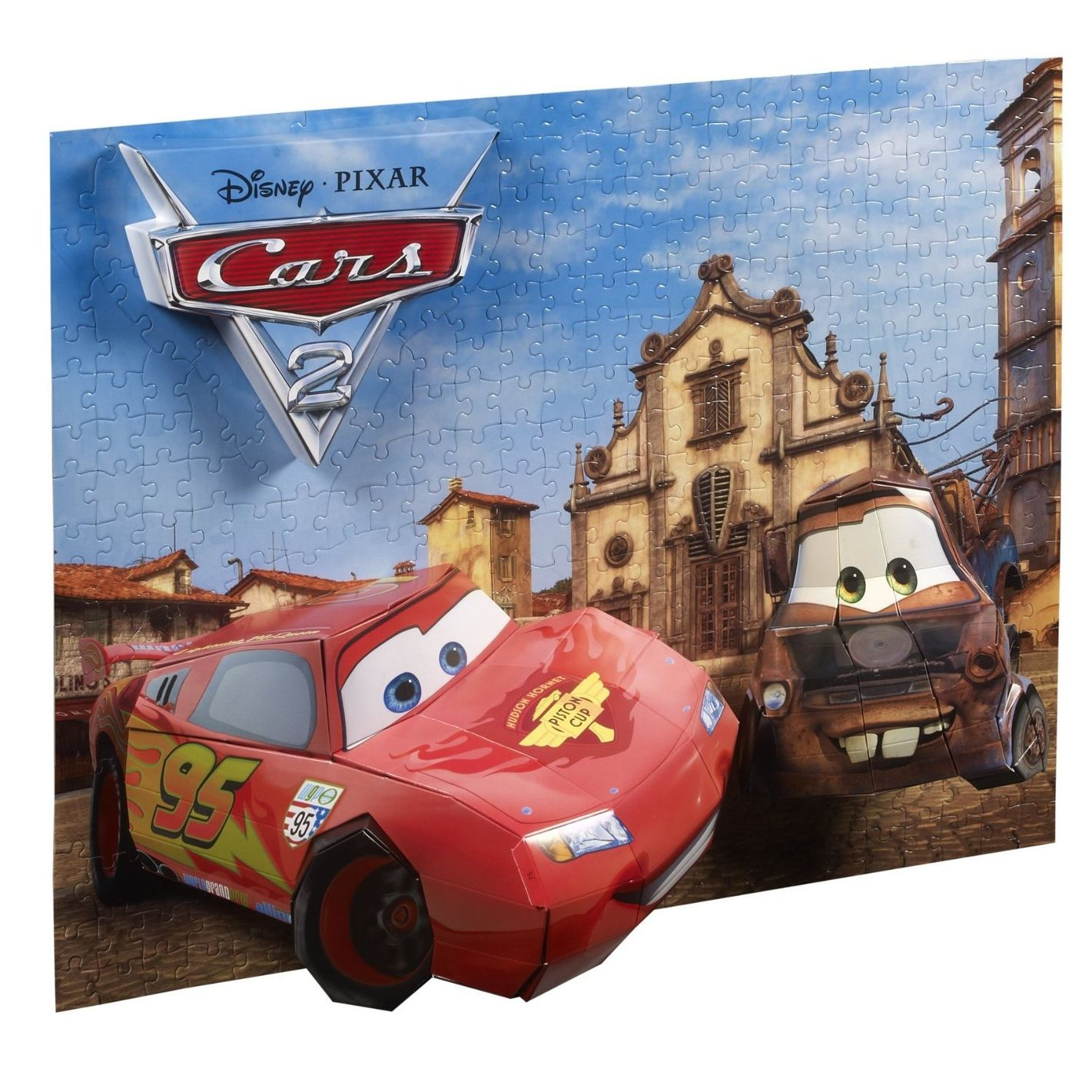 Cars 3 toys racers  Breakthrough Level Two Disney Pixar Cars D Puzzle  Products