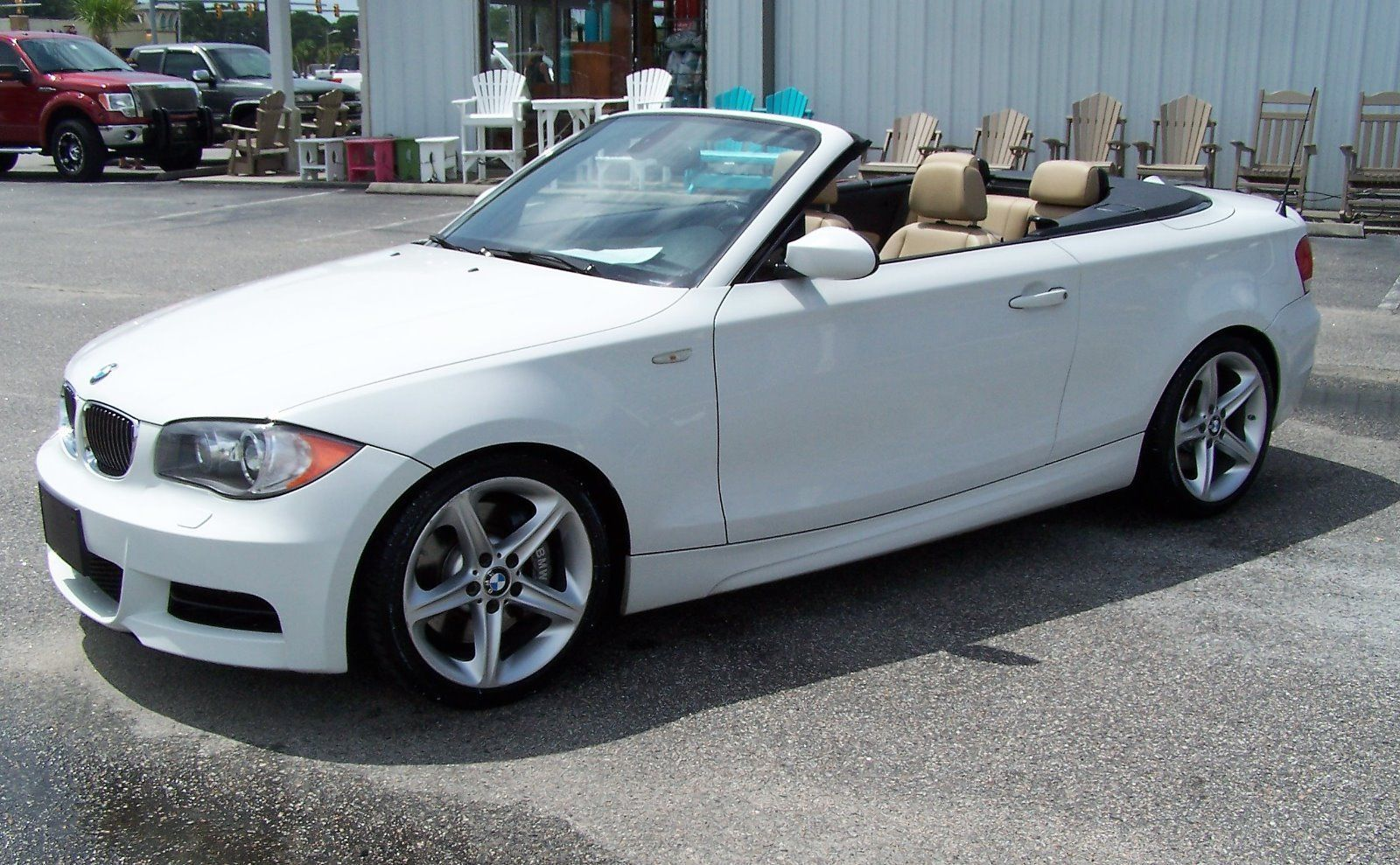 Awesome Amazing 2009 BMW 1 Series 135i 2dr Convertible 2017 2018