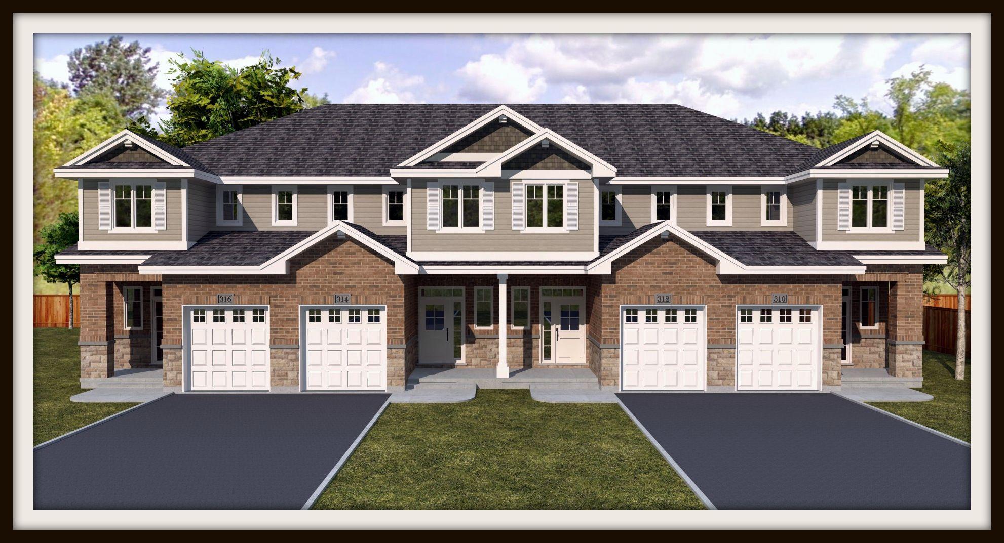 Barr model homes