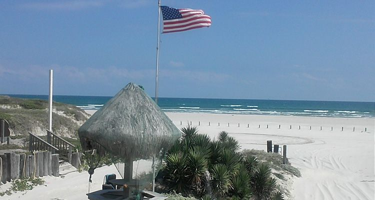 See live webcam view of texas coast