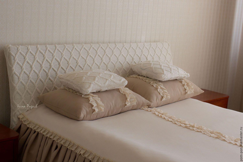 Чехол для спинки кровати своими руками фото 937