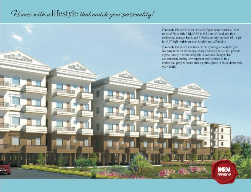 Peninsula Pinnacles, A residential space like no other. Visit: http://www.realtycompass.com/property-view-peninsula-pinnacles-by-peninsula-infra-developments-pvt-ltd-in-bangalore-east to get more details.
