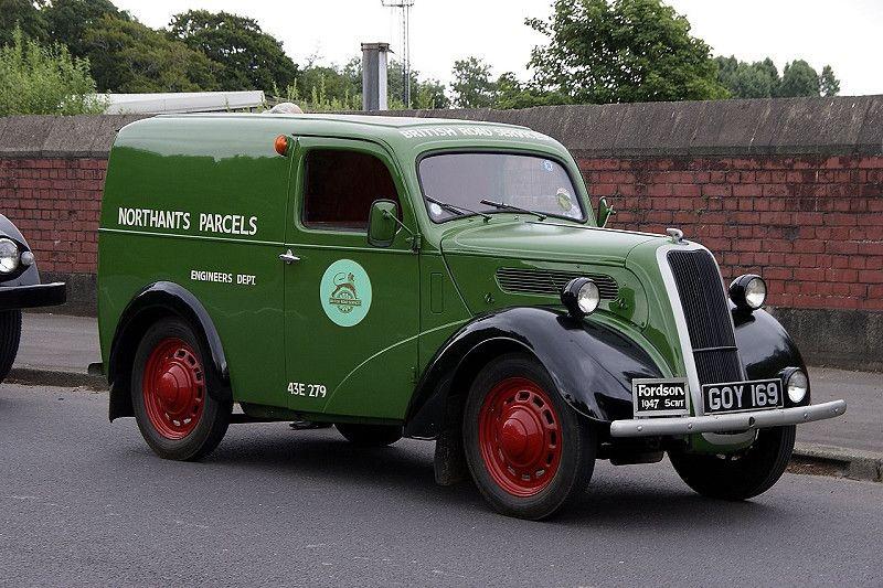 Ford Fordson Thames Commercials Truck Uk Historic Classic Trucks Classic Chevy Trucks Vintage Trucks