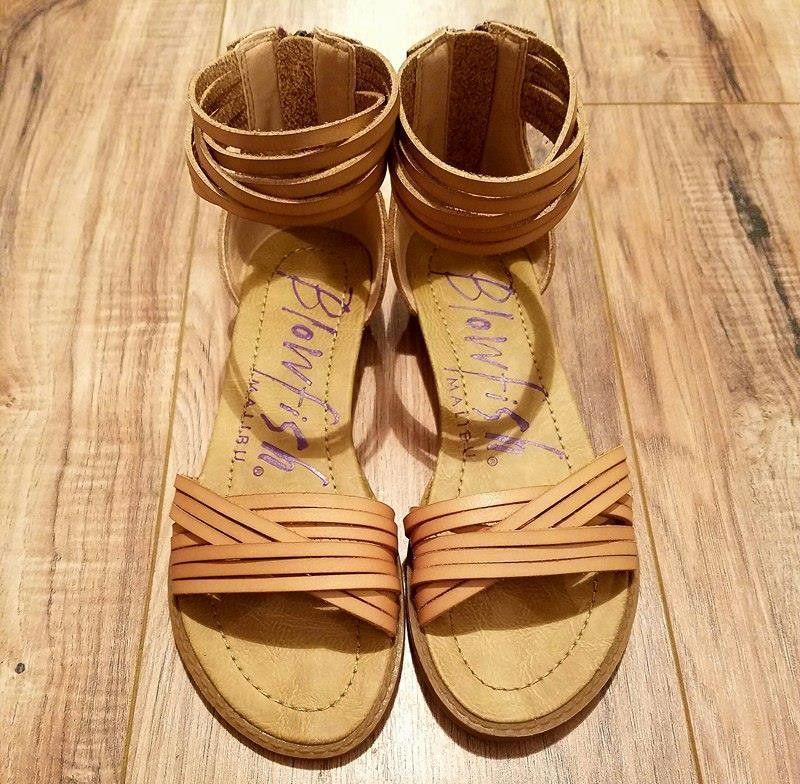 Baot Sandals-Nude