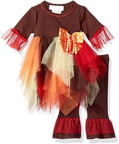 Bonnie Baby Girls' Appliqued Tutu Skirt Dress and Legging Set - Bonnie Baby Girls' Appliqued Tutu Skirt Dress And Legging Set