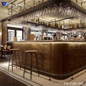 2016 Hot Sale Restaurant Bar Tops For Sale Illuminated Bar Counter