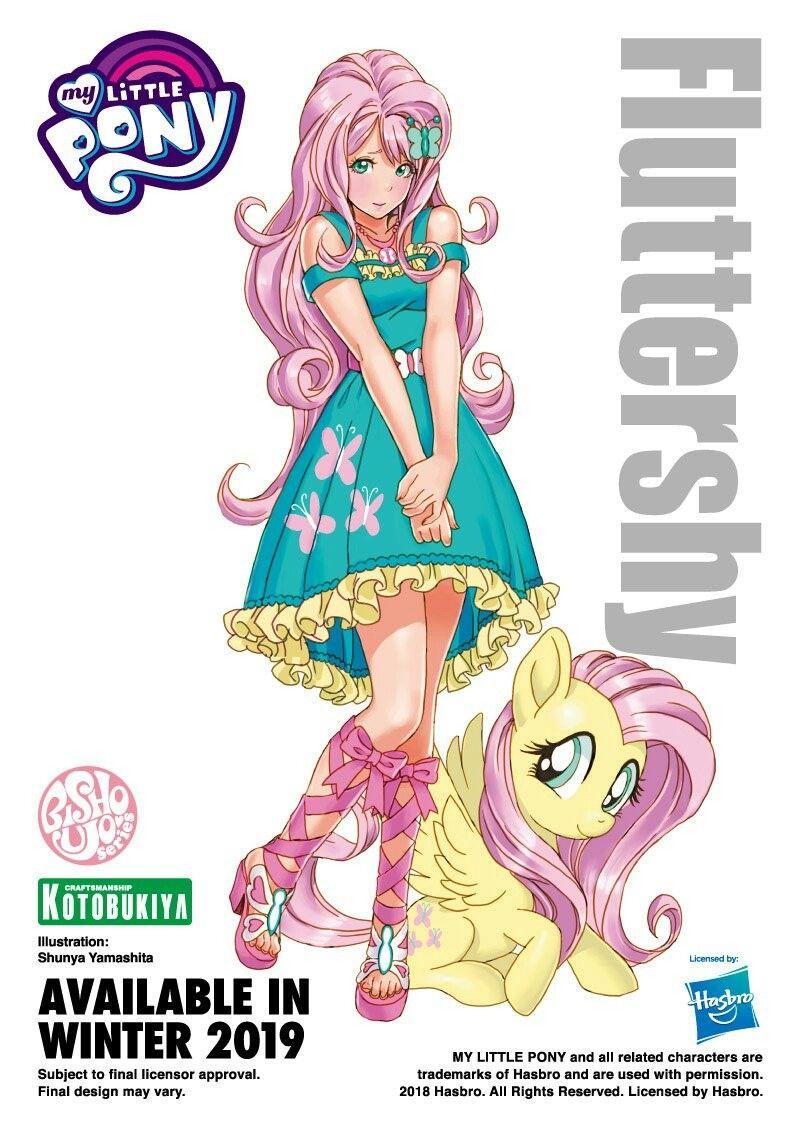 By Kotobukiya Bishoujo Series With Images My Little Pony